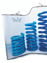 twist banners examples