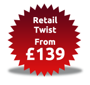 Retail Twist from £139